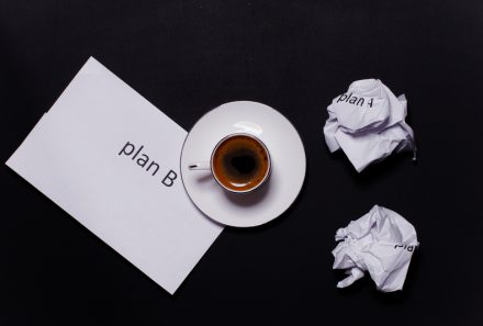 Life happens, and that's why I don't have a plan